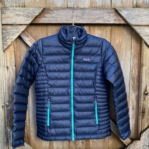 NWT Patagonia Down Sweater Jacket Puffer Small